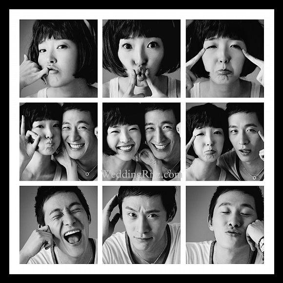 Korea Pre-Wedding Photoshoots by WeddingRitz.com » Korea wedding photographer - St. Jung Woo studio.