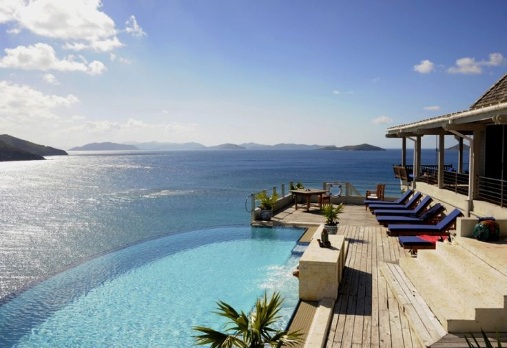 Kache Point Greathouse British Virgin Islands House For In