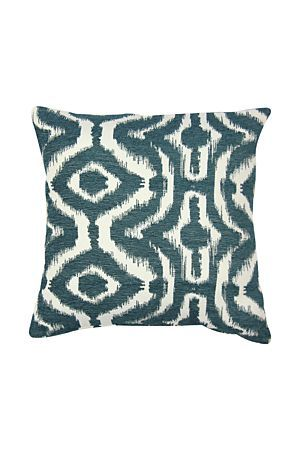 "Our Ikat scatter cushion has an elegant urban design that will add texture and colour to any living room. Scatter cushions are a great cost effective way to refresh the look of a room.<div class=""pdpDescContent""><BR /><b class=""pdpDesc"">Dimensions:</b><BR />L50xW50 cm<BR /><BR /><b class=""pdpDesc"">Fabric Content:</b><BR />30% Cotton 70% Polyester<BR /><BR /><b class=""pdpDesc"">Wash Care:</b><BR>Gentle machine wash low heat tumble dry</div>"