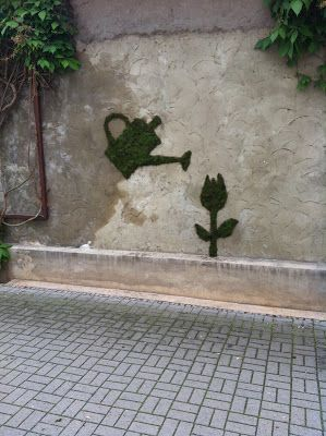 best 25 moss graffiti ideas on pinterest moss letters ingredients of beer and moss art. Black Bedroom Furniture Sets. Home Design Ideas