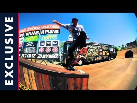 SHECKLER SESSIONS : PREMIERE – ZUMIEZ COUCH TOUR W/ PLAN B – EPISODE 1