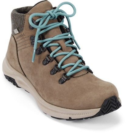 c8cade4418a Ontario Mid Waterproof Hiking Boots - Women's | Clothes | Hiking ...