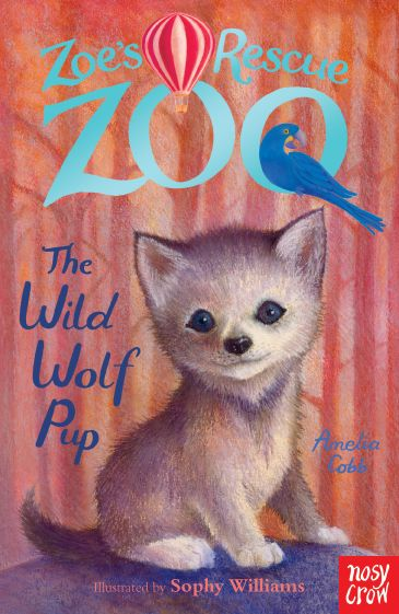 Zoe's Rescue Zoo: The Wild Wolf Pup, written by Amelia Cobb and illustrated by Sophy Williams. Find out more: http://nosycrow.com/books/zoe-s-rescue-zoo-the-wild-wolf-pup