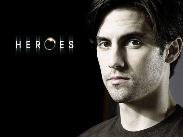 HEROES - Milo Ventimiglia