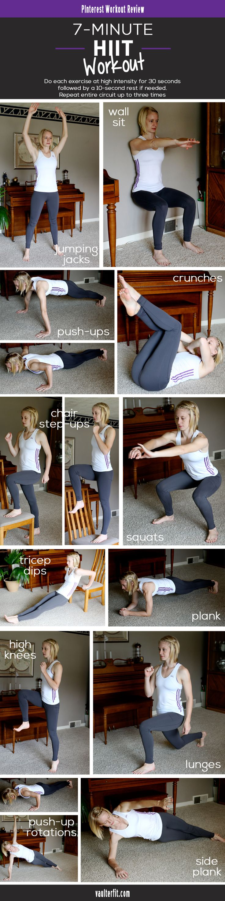 Workout Review: 7-minute HIIT Workout