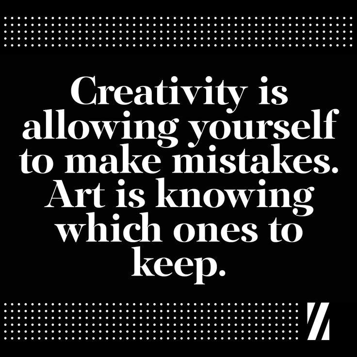 #inspiration #creativity #mistakes #art