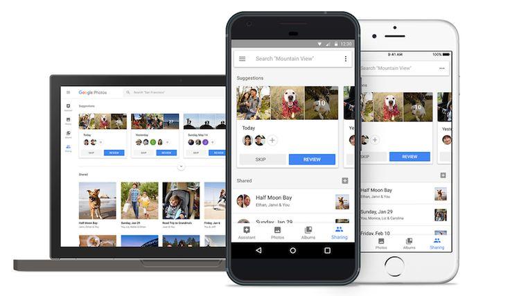google-fotos-2 #IO17 Google Fotos añade nuevas características y ya cuenta con 500 Millones de usuarios