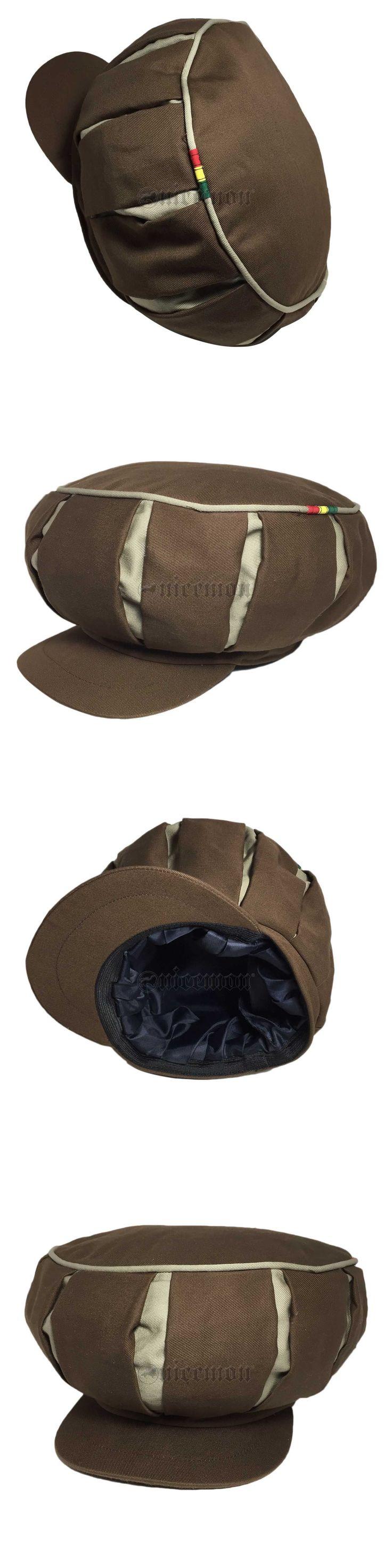 Hats 163543: Rasta Hat Cap Selassie Africa Rastafari Dubwise Reggae Jamaica Negus Marley L Xl -> BUY IT NOW ONLY: $64.99 on eBay!