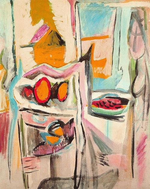 Velde, Bram van (1895-1981) - 1924-30 Still Life (Collection Fourcade and Droll, New York) by RasMarley on Flickr.