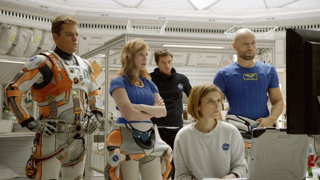 news, latest news: Box Office: 'The Martian' Rockets to $18 Million O...