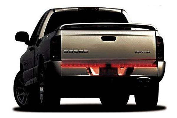 PlasmaGlow Fire and Ice LED Tailgate Light, Plasma Glow Fire & Ice Tailgate LED Light Bar - Videos, Installations & Reviews