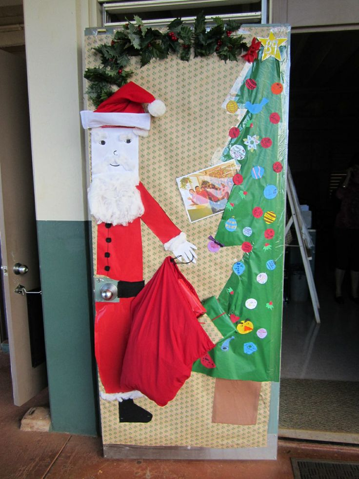 Best Christmas Classroom Decorations ~ Best images about christmas door decorations on pinterest