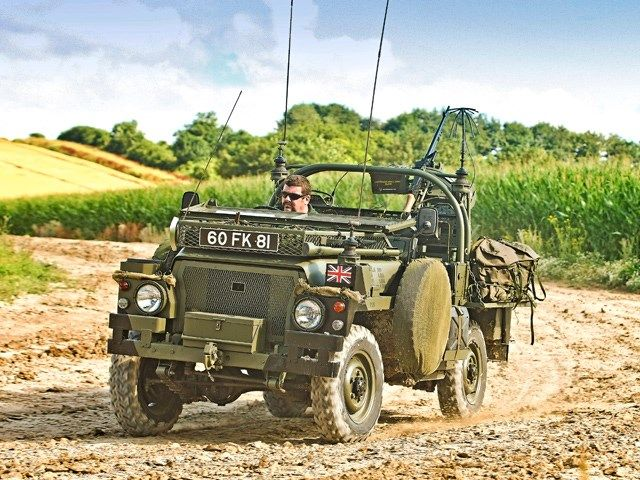 Restored FFR Para Recce Lightweight | http://www.lro.com/features-reviews/featured-vehicles/1412/restored-ffr-para-recce-lightweight/