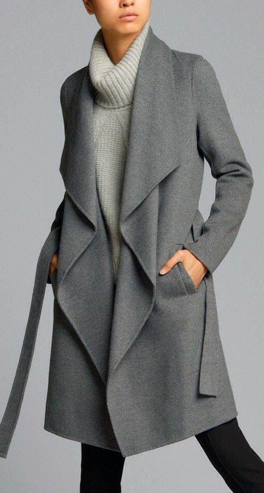 Выкройка «пальто для начинающих» 42-62
