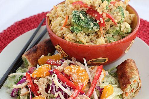 Chinese Chicken Salad#chicken salad recipes