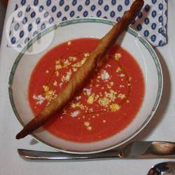 Photo recette : Gazpacho de Solange