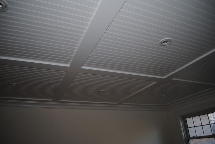 Beadboard Ceiling Photos Testing For Quot The Naughty Bits