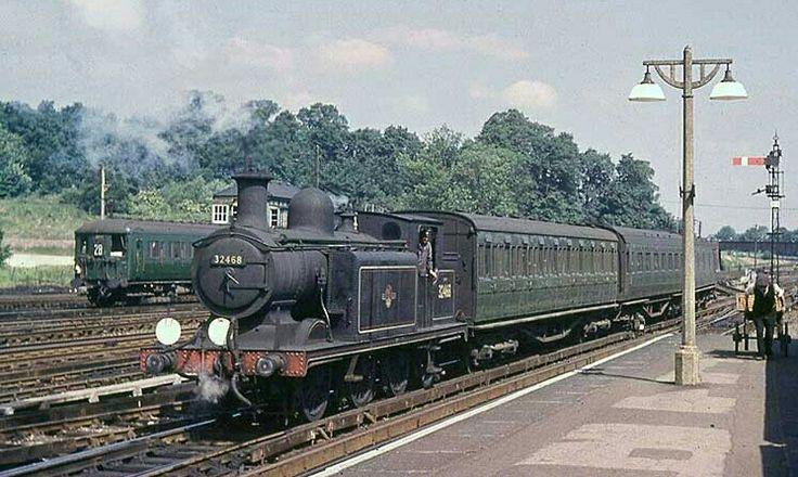 BR (Southern) X4E class  0-6-2 T