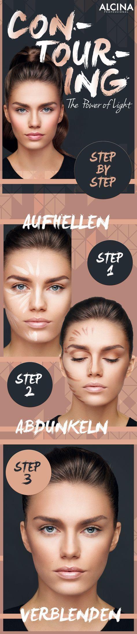 Contouring Guide: So konturierst du dein Gesicht schnell und einfach als Tages-M