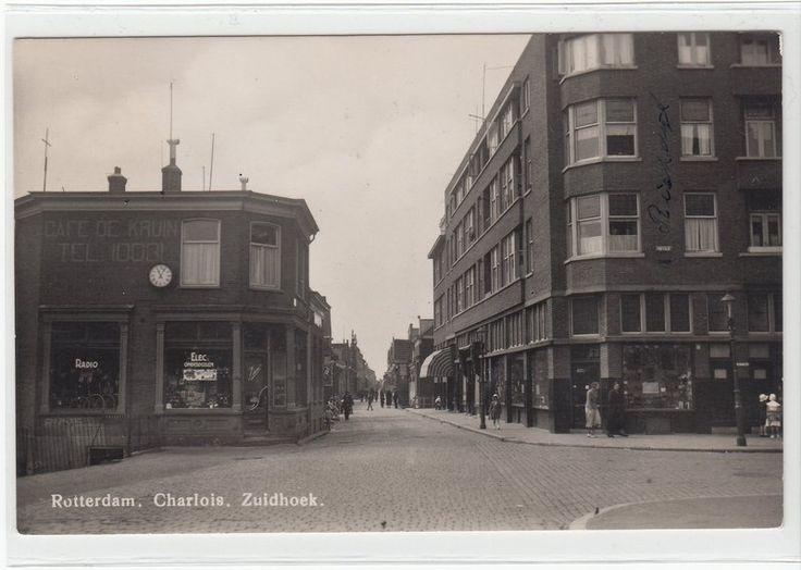 Zuidhoek, Charlois.