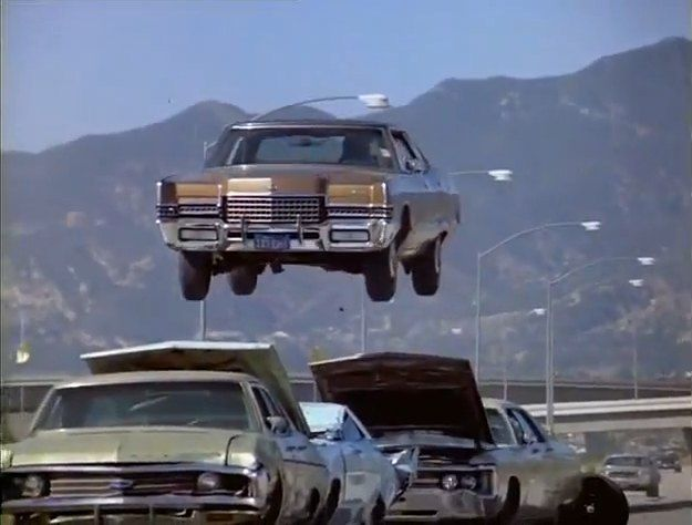 """morrisoxide: """"Mercury Marquis Brougham 1972 From CHips TV show """""""