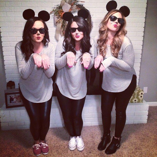 3 Blind Mice DIY Halloween Costume!