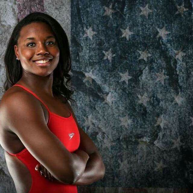 Congrats to Simone Manuel, the first African-American woman to win an individual…