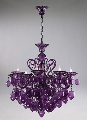 Perfect chandelier for a baby girl's nursery... From a boutique in NOLA on Magazine!