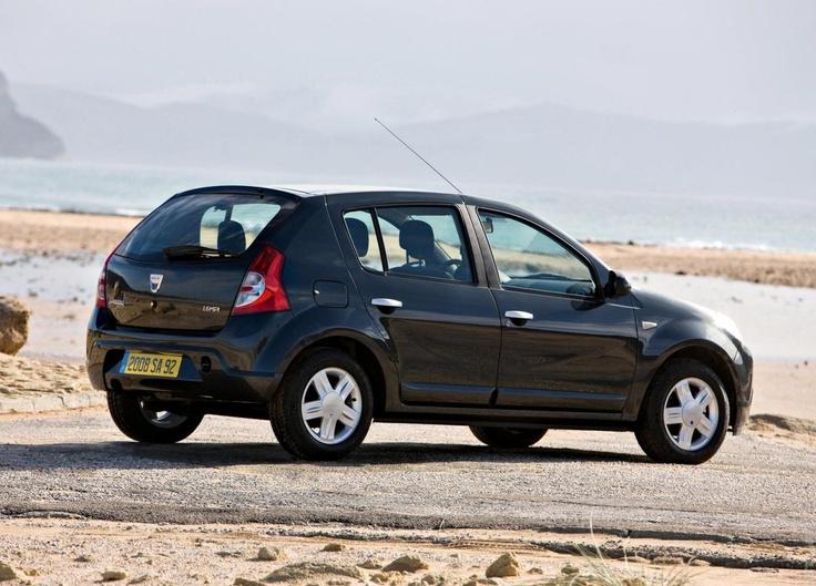 2009 Dacia Sandero