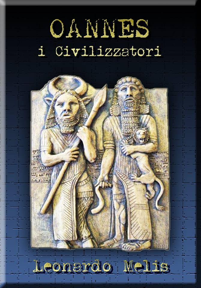 """ESTRATTO da """"Shardana Jenesi degli Urim"""" di Leonardo Melis I racconti sumeri parlano di civilizzatori che """"vennero dal mare"""". Addirittura li descrivono come """"uomini-pesce"""". Alcuni di essi erano conosciuti con il nome di Oannes, nome che ritroveremo anche in altre Culture successive, non ultima quella ebraico/cristiana. I miti Raccontano che gli Oannes arrivavano dal mare per istruire la gente e la sera tornavano nel loro regno acquatico. E' probabile che il primo Oanne fosse il Dio Enki."""""""