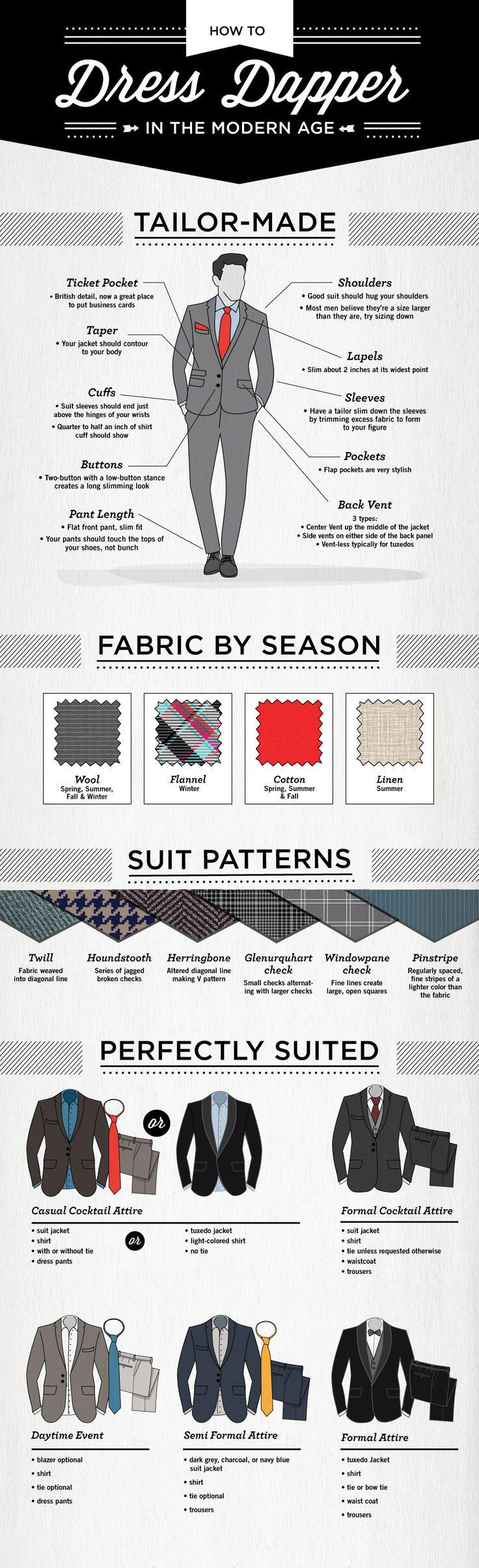 How to Dress Dapper in the Modern Age.   Follow us! - http://starshipseraphm.blogspot.com/p/home.html
