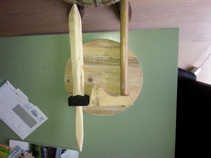 children's viking weapons