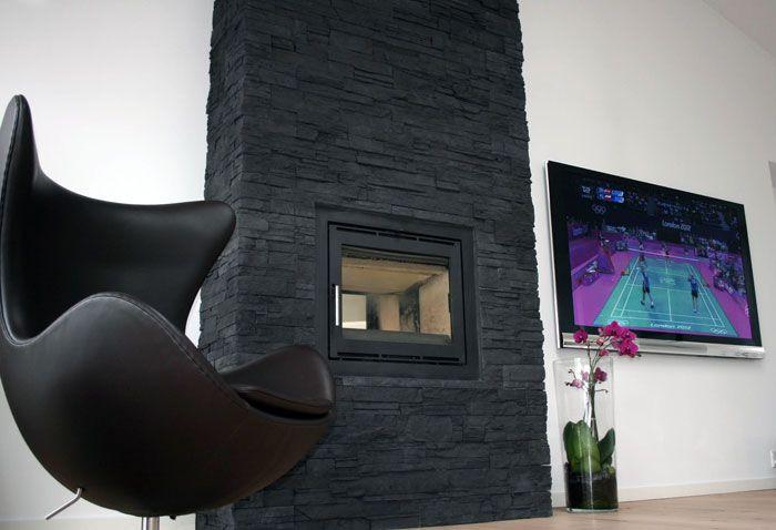 die besten 17 ideen zu wandverkleidung steinoptik auf pinterest wandpaneele steinoptik. Black Bedroom Furniture Sets. Home Design Ideas