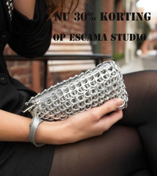 Escama Studio 30% korting!