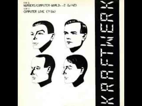 Kraftwerk -- Numbers (komplete version). 1981. ...they betta have those >NUMB3RS RighT