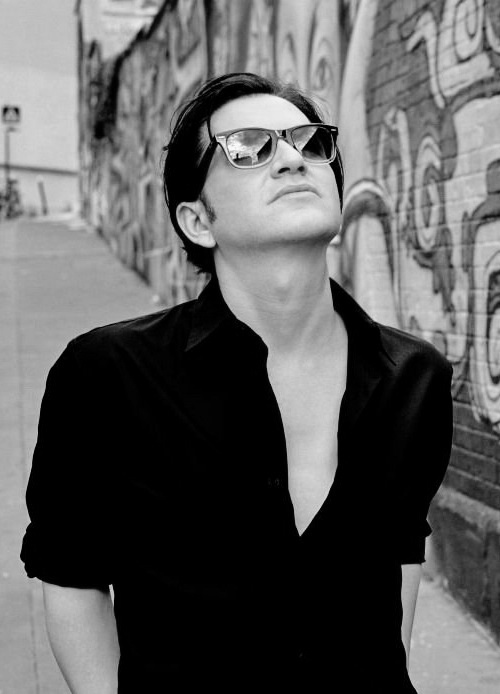 Brian Molko 2012 - Pic by Kevin Westenberg
