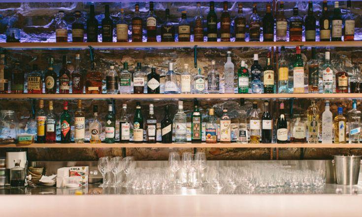 Iberia. Rundle Street. Adelaide. Drinks. InDaily.