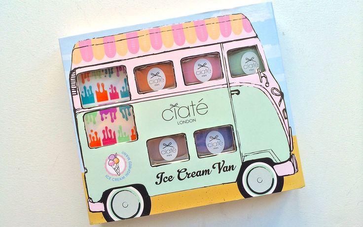 Ciaté Ice Cream Van (spring 2015)
