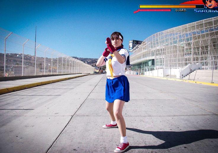 sakura street fighter