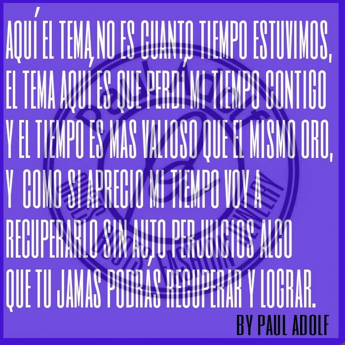 Pensamientos by Paul Adolf