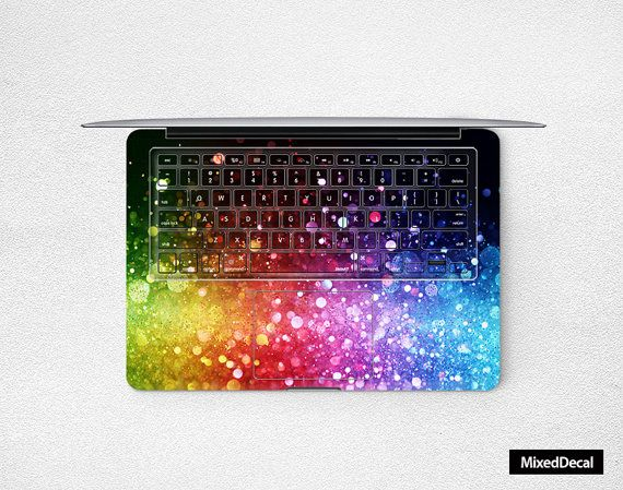macbook keyboard cover  macbook keyboard Cover decal by MixedDecal
