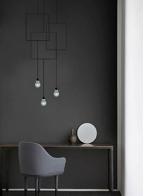 Symmetry lamps Hannakaisa Pekkala