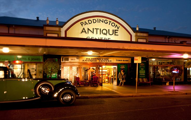 This is a part of old Brisbnae that you can explore and enjoy a nice afternoon. There are a lot of antique shops.  http://www.paddingtonantiquecentre.com.au/