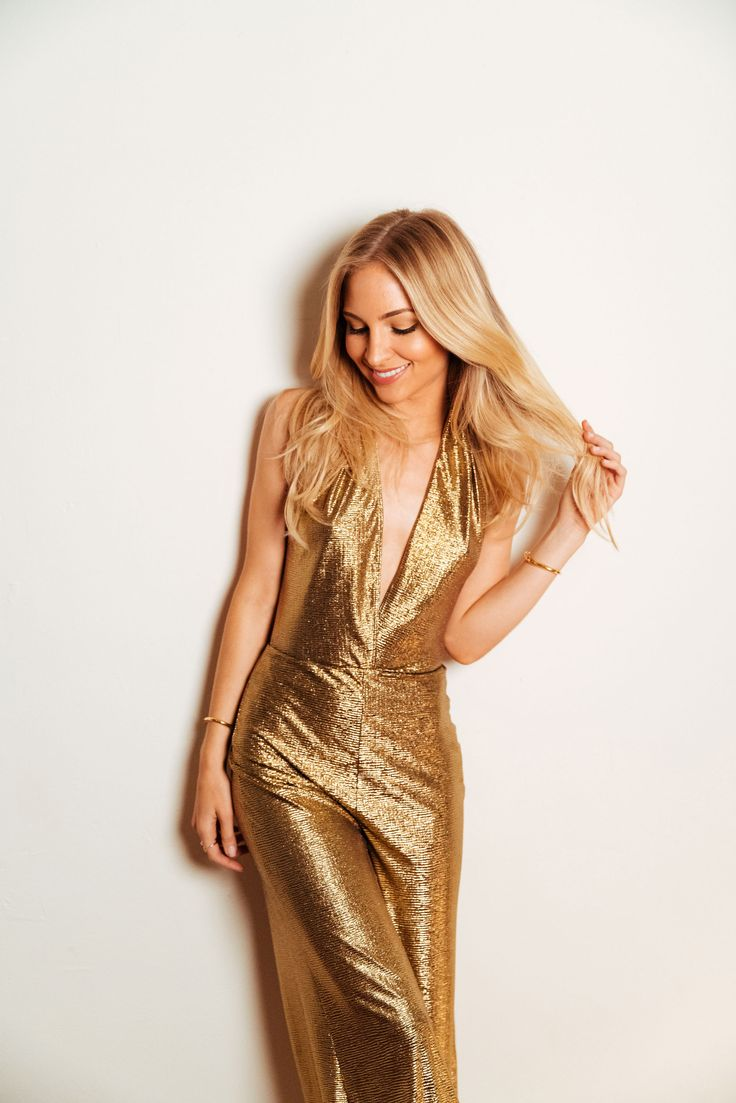 Gold Jumpsuit – Angel Food Style