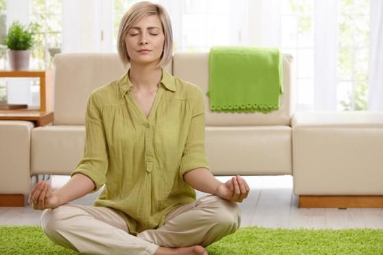 How to Create a Sacred Space for Meditation, Yoga or Me-Time | Gaiam Life