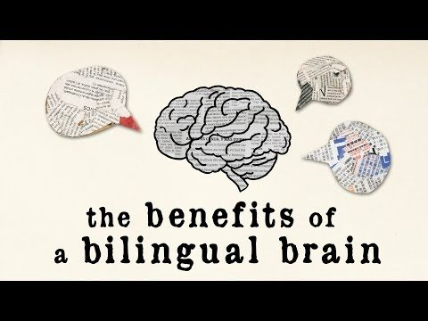 The Benefits of Multilingual Brain; there are benefits to speaking more languages that just English