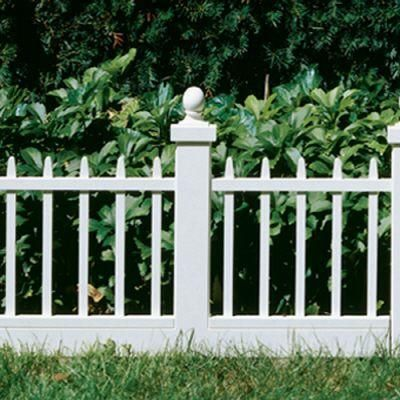 17 Best Images About Garden Fencing On Pinterest