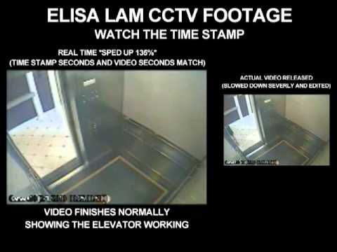 Elisa Lam Time Stamp Conspiracy MUST SEE! - YouTube