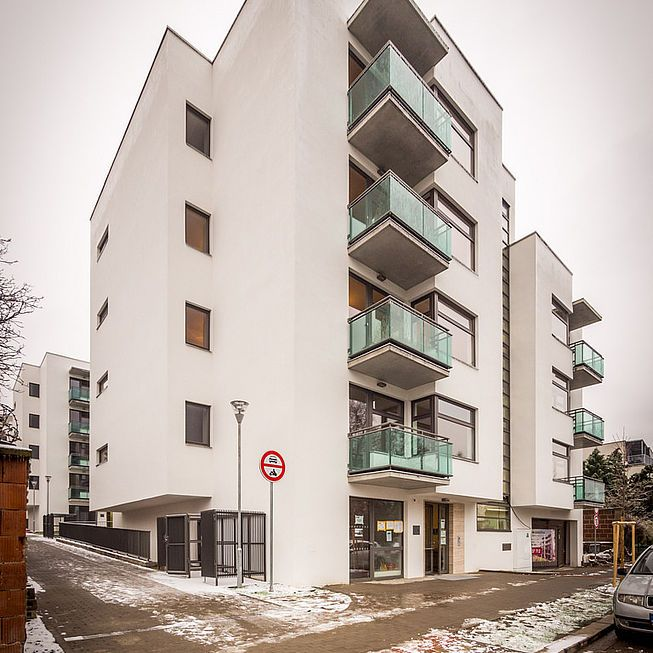 Bytový dům Kadetka - Domoplan