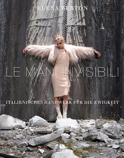 Le Mani Invisibili has been awarded the best lifestyle book of 2015 from the MGA International Publisher Jury.